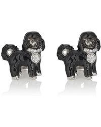 Barneys New York - Poodle Cufflinks - Lyst