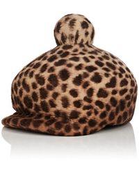 Lola Hats - Toy Soldier Leopard-pattern Fur - Lyst