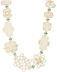 Judy Geib - Reflective Necklace - Lyst