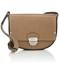 Ghurka | Marlow Small Saddle Bag | Lyst