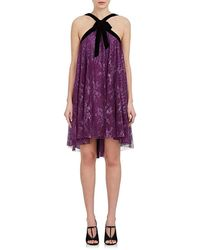 Philosophy Di Lorenzo Serafini - Lace Mini Dress - Lyst
