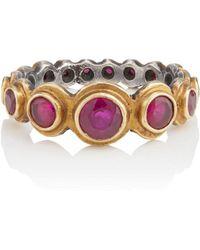 Judy Geib - Ruby Ring Size 7.25 - Lyst