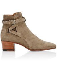 Saint Laurent - Blake Ankle Boots - Lyst