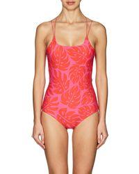 Mikoh Swimwear - Kilauea One-piece Swimsuit - Lyst