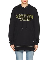 Moschino - couture Wars Cotton Hoodie - Lyst