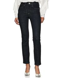 3x1 Stevie Straight Jeans - Blue