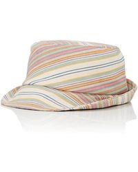 Jennifer Ouellette - Striped Bucket Hat - Lyst