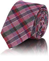 Alexander Olch - Plaid Wool Necktie - Lyst