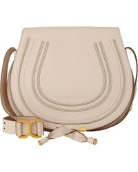 Chloé - Marcie Crossbody Saddle Bag - Lyst