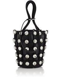 Alexander Wang - Roxy Mini Caged Bucket Bag - Lyst