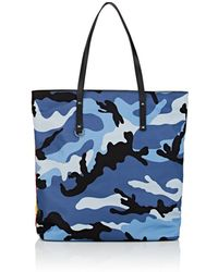 Valentino - Camouflage Tote Bag - Lyst