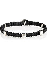 Zadeh Capri Bracelet - Black