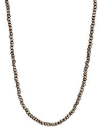 M. Cohen - Imperial Necklace - Lyst
