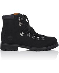 Timberland - Bny Sole Series: authentic Hike Nubuck Boots - Lyst