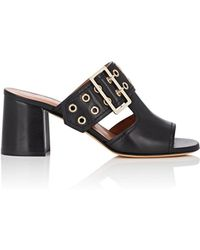 Derek Lam - Thea Leather Mules - Lyst