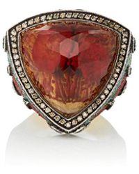 Sevan Biçakci - Pomegranate Intaglio Ring - Lyst