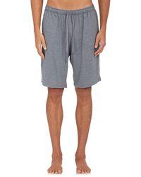 Derek Rose - Fluid Jersey Drawstring-waist Shorts - Lyst