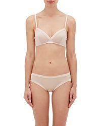 Eres - Coton Paradis Olympe Soft Bra - Lyst