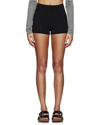 Marc Jacobs - Pointelle-stitched Boy Shorts - Lyst