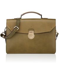 Boldrini Selleria | Structured Briefcase | Lyst