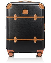 Bric's Bellagio 21 Carry-on Spinner Suitcase - Black