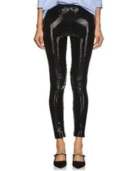 Marc Jacobs - Sequined Tulle Leggings - Lyst