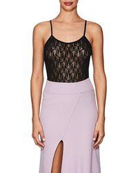 Nina Ricci - Sheer Lace Bodysuit - Lyst