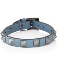 Valentino - Rockstud Bracelet - Lyst