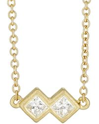 Tate - Harlequin Necklace - Lyst