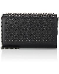 Christian Louboutin - Paloma Chain Clutch - Lyst