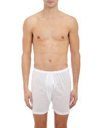 Zimmerli - Royal Classic Boxer Shorts - Lyst