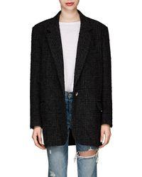 Étoile Isabel Marant - Orix Plaid Wool Blazer - Lyst