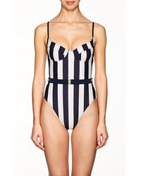 Onia - Danielle Striped One - Lyst
