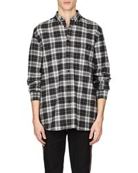 Givenchy - Embroidered Plaid Cashmere - Lyst