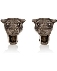 Deakin & Francis - Saber-toothed Tiger Cufflinks - Lyst