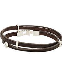 Zadeh - Gavriel Wrap Bracelet - Lyst
