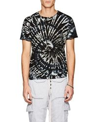 NSF - Tie-dyed Cotton T - Lyst