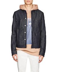 Acne Studios - Pass Denim Jacket - Lyst