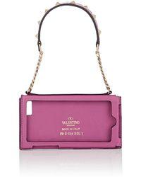Valentino Rockstud Iphone® 5 Case - Purple