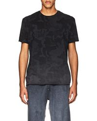 ATM - Camouflage Cotton T - Lyst