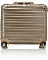 Rimowa - Topas Titanium 17 Business Multiwheel® Trolley - Lyst