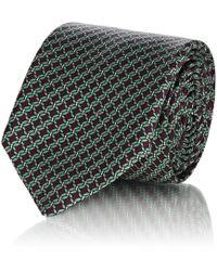 Barneys New York - Twisted Robe Silk Satin Necktie - Lyst