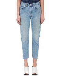 Icons - Resurected Slim Jeans - Lyst