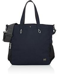 Porter - Hype Colorblocked Canvas Tote - Lyst