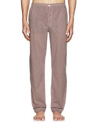 Sleepy Jones - Marcel Cotton Pajama Pants - Lyst