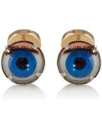 Samuel Gassmann - Antique Doll Eye Cufflinks - Lyst