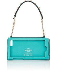 Valentino Rockstud Iphone® 5 Case - Blue