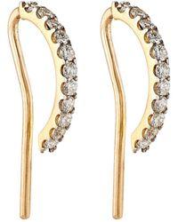 Ana Khouri - Norah Diamond Earrings - Lyst