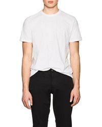 Theory - Cosmos Essential Cotton T - Lyst