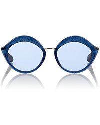 Kaleos Eyehunters Musgrove Sunglasses - Blue